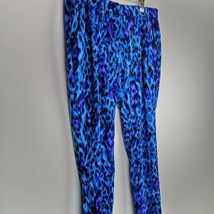 Blue Pants with Black Spots (1)