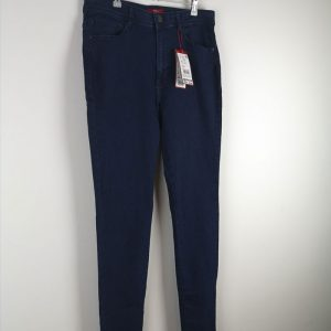 High Rise Skinny Blue Jeans - s (1)